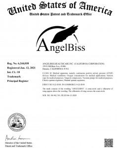 U.S. Trademark Certificate