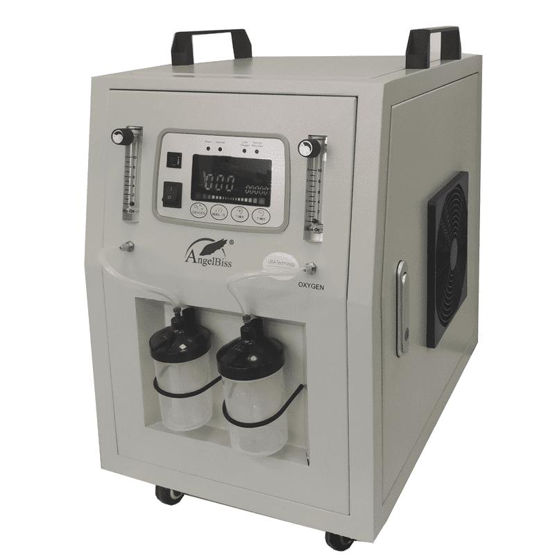 10L Dual Flow Oxygen Concentrator  ANGEL-10AD